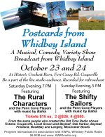 Poster for Postcards from Whidbey