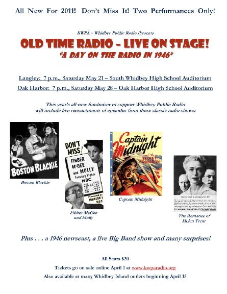 Old Time Radio II