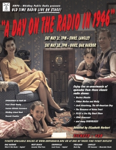 Old Time Radio Flyer