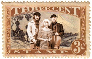 Three Cent Stamp