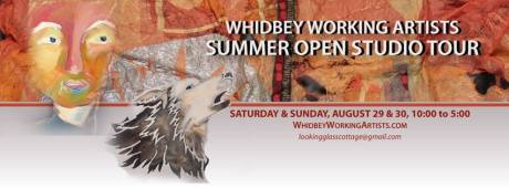Whidbey Working Artists 2015 Tour