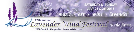 Lavender Wind 2015